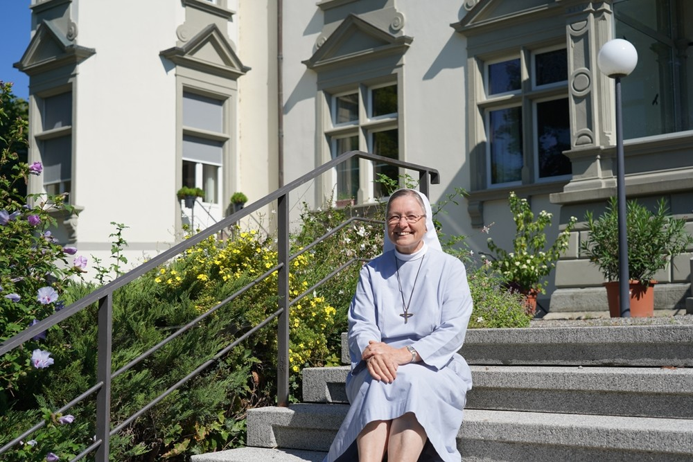 Kloster Hegne_Provinzoberin Sr. Maria-Paola