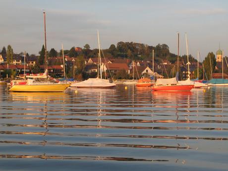 Segelboote-Allensbach