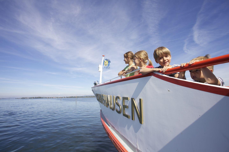 Schifffahrt Untersee und Rhein