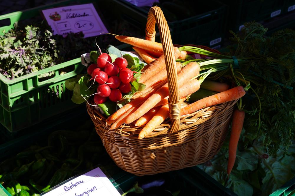 Gemüse aus Allensbach