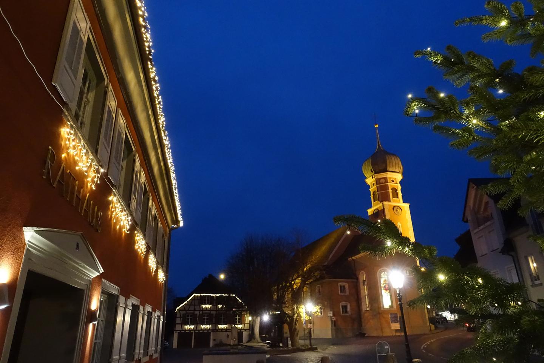 Weihnachten in Allensbach
