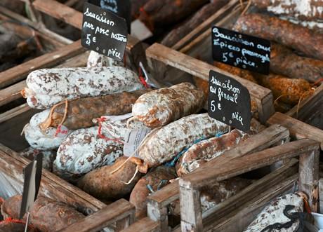 Markt-Salami