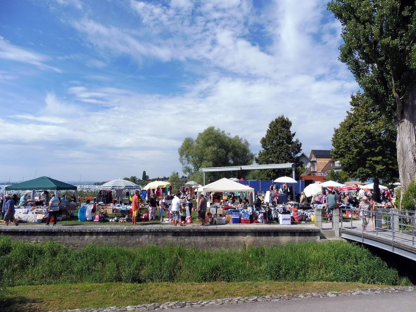 Abendflohmarkt Allensbach