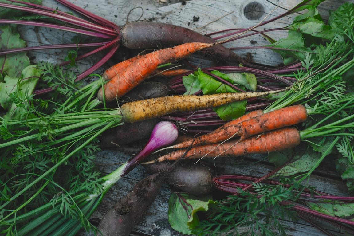 Markt-Gemüse