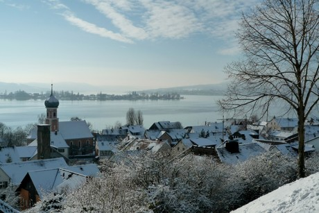 Winter in Allensbach