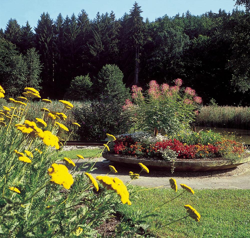 Garten-Rendezvous-Wildpark