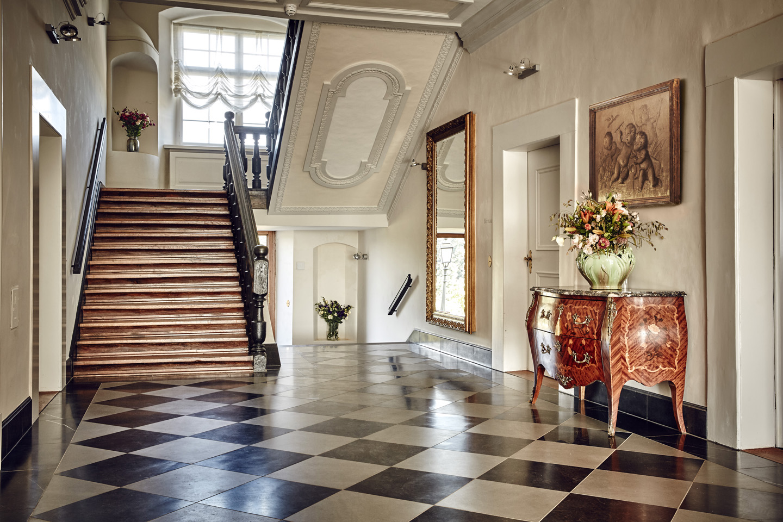 Schloss Freudental_Paterre