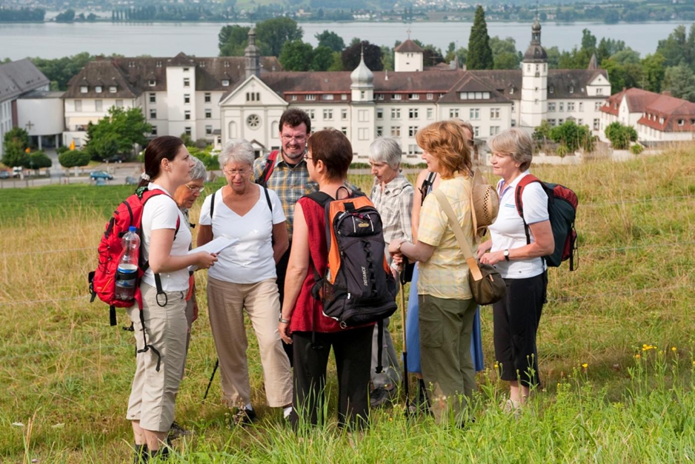 Pilgern-Kloster Hegne